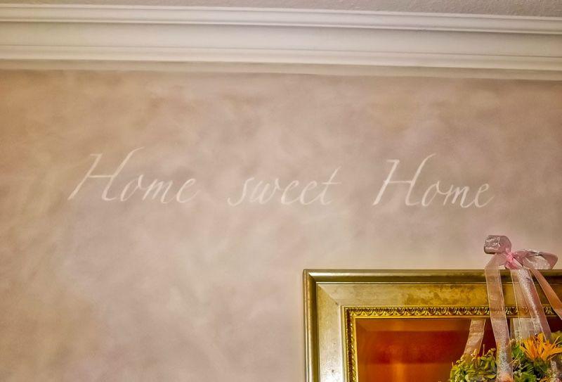 Home-sweet-Home-Schriftzug